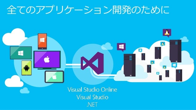 オープンソースカンファレンス 2015 Tokyo/Spring 【ハンズオンセミナー】オープン化、軽量化した新生 .NET を体験しよう! https://www.ospn.jp/osc2015-spring/modules/eguide/e...