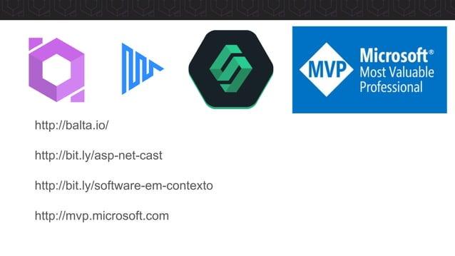 Agenda • ASP.NET vs ASP.NET Core • Middlewares • Acesso à Dados • Async/Await • Cache • Compressão • Infraestrutura • Micr...