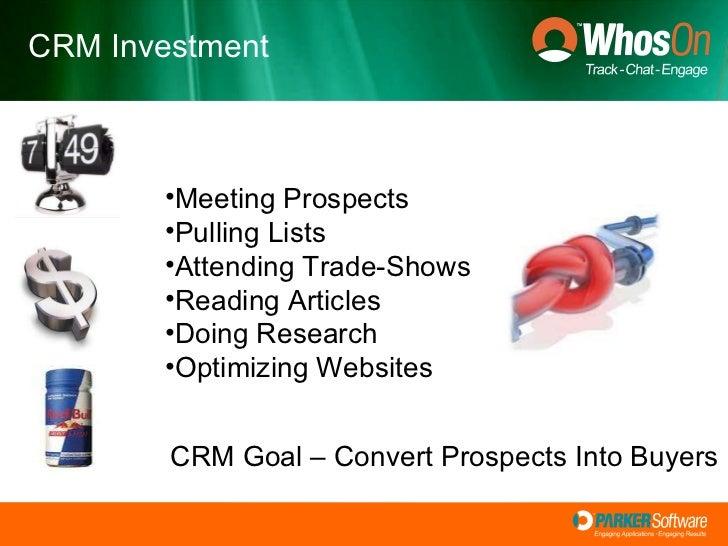 <ul><li>Meeting Prospects </li></ul><ul><li>Pulling Lists  </li></ul><ul><li>Attending Trade-Shows </li></ul><ul><li>Readi...