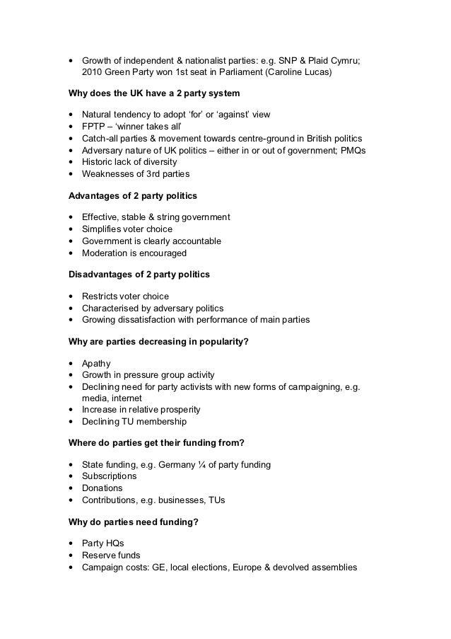 Political Parties Worksheet. Worksheets. Rejuvenems Thousands of ...
