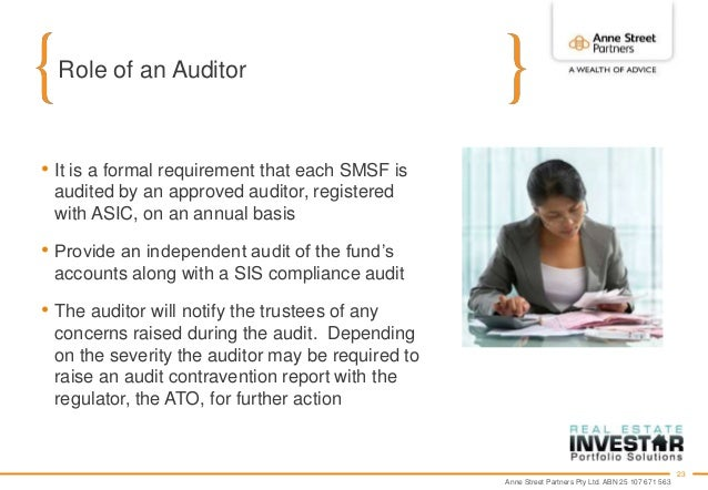 role of auditors and the auditor s It is an established rule that the auditors are to play a vigilant and objective role in ensuring that the of the company's auditor to ensure that.