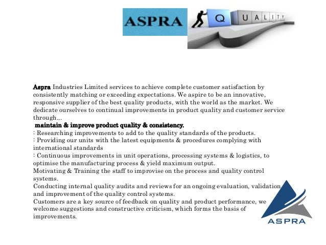 Team ASPRA TEAM Our Team has over 25-years of operational experience in Hdpe fields, polymers industries and telecom proje...