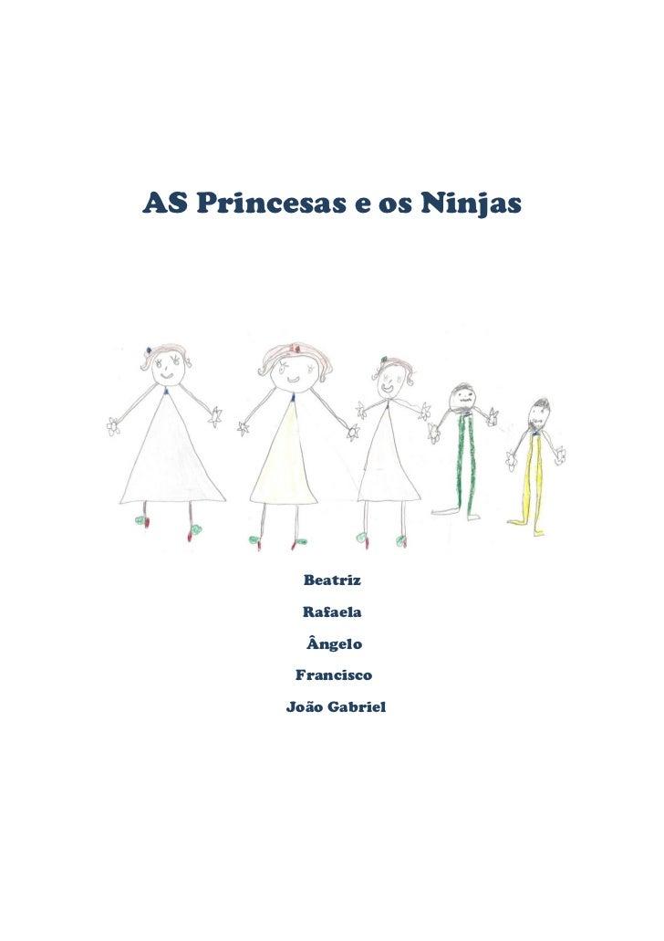 As princesas e os ninjas[1]
