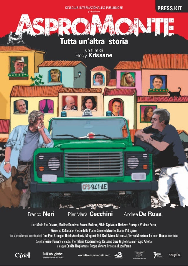 CINECLUB INTERNAZIONALE & PUBLIGLOBE                                                                      presentano      ...