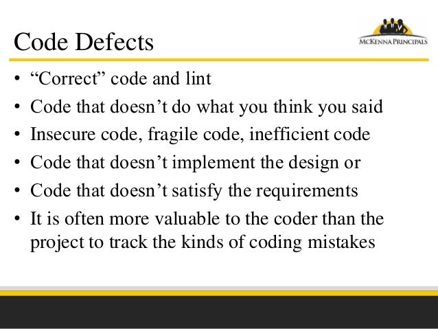 Software Defects and SW Reliability Assessment