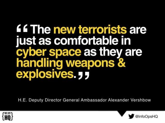 Australian Foreign Fighter Nexus: OSINT and Social Media Extremism Slide 2