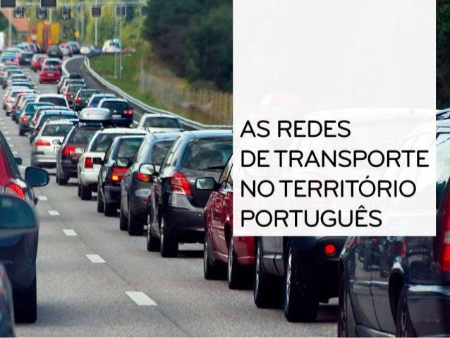 A DISTRIBUIÇÃO ESPACIAL DAS REDES DE TRANSPORTE Rodoviária Ferroviária De Aeroportos Uma distribuição desigual Uma rede me...