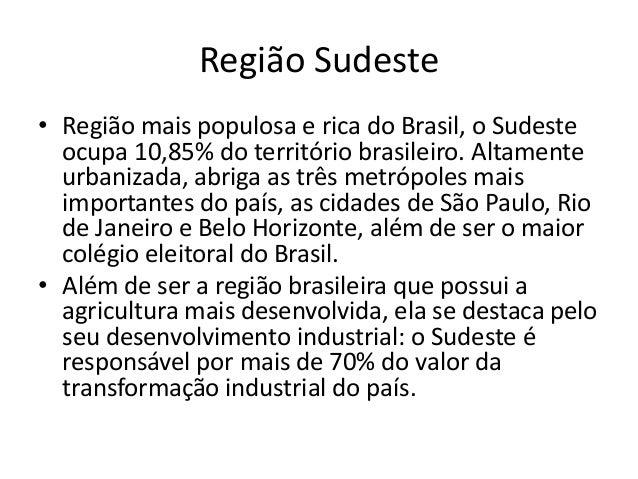 • Em Minas Gerais, famosa pela denominada cozinha mineira, os pratos regionais incluem milho, carne de porco, queijo minas...