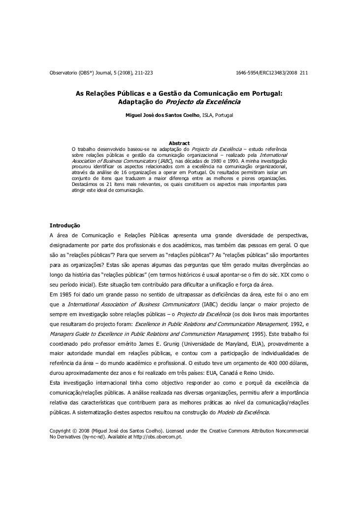 Observatorio (OBS*) Journal, 5 (2008), 211-223                                   1646-5954/ERC123483/2008 211           As...
