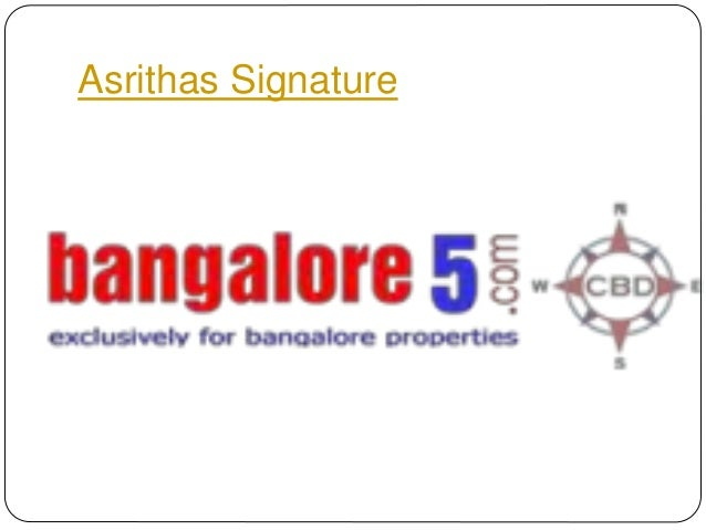 Asrithas Signature