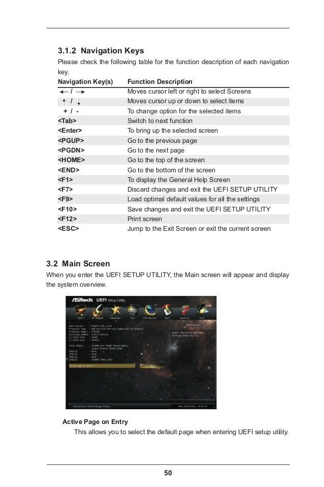 Asrock fm2 a75 pro4 Manual D'instruccions