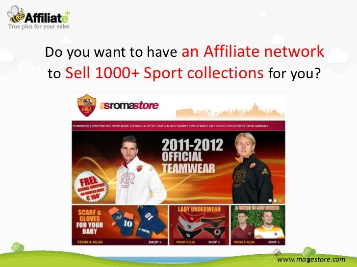 Do you want to have an Affiliate networkto Sell 1000+ Sport collections for you?                                 www.mages...