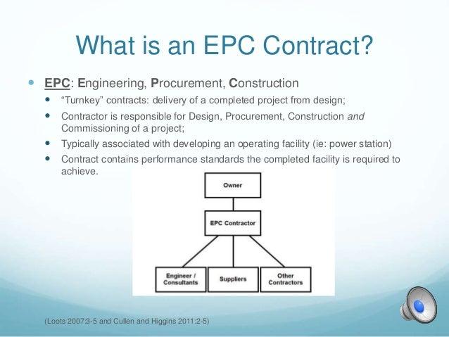 What Is Epc >> Epc V Epcm Contracting A Comparison