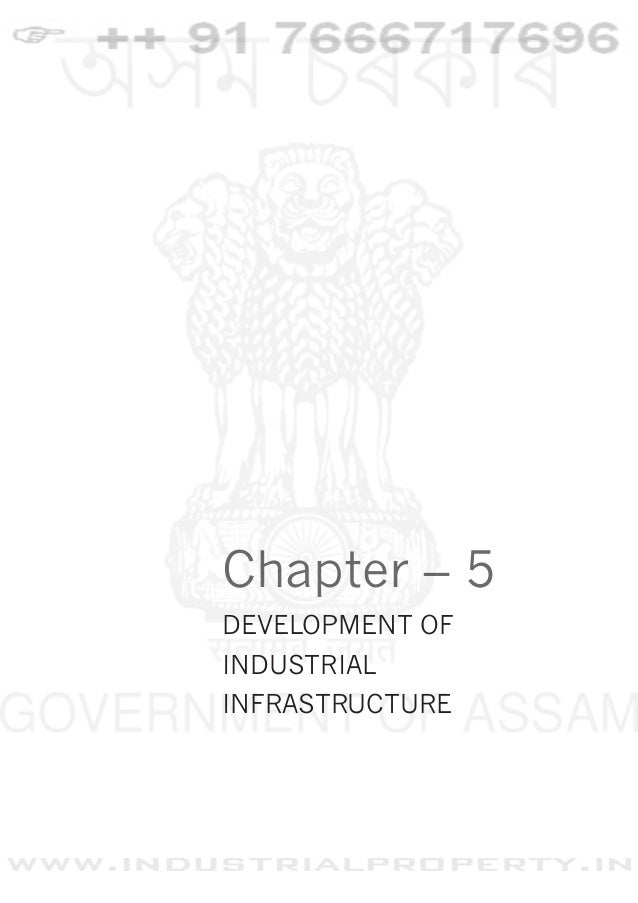 Industrial Policy of Assam 2008