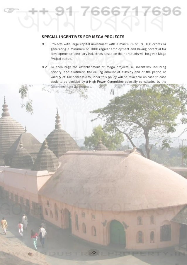 industrial policy of assam The economy of assam is largely agriculture based with 69% of the population  engaged in it  industrial development is inhibited by its physical and political  isolation from neighbouring countries such as myanmar, china and bangladesh  and from the  by using this site, you agree to the terms of use and privacy  policy.
