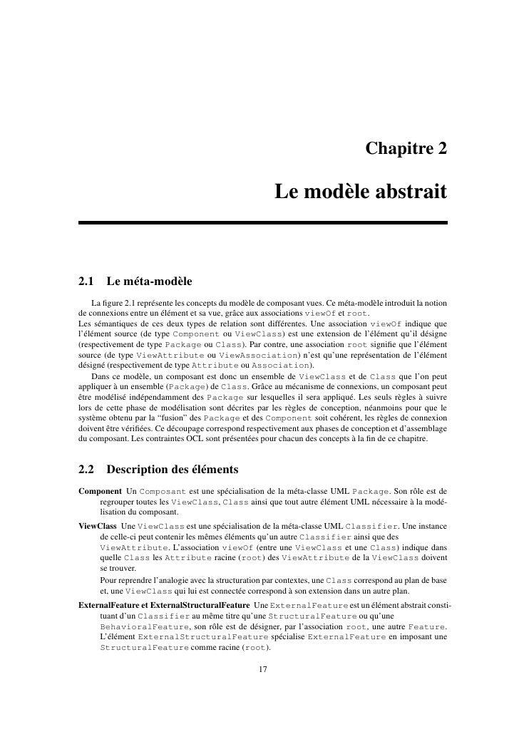 2.3. Contraintes OCL                                                                                   19ViewClassContrain...