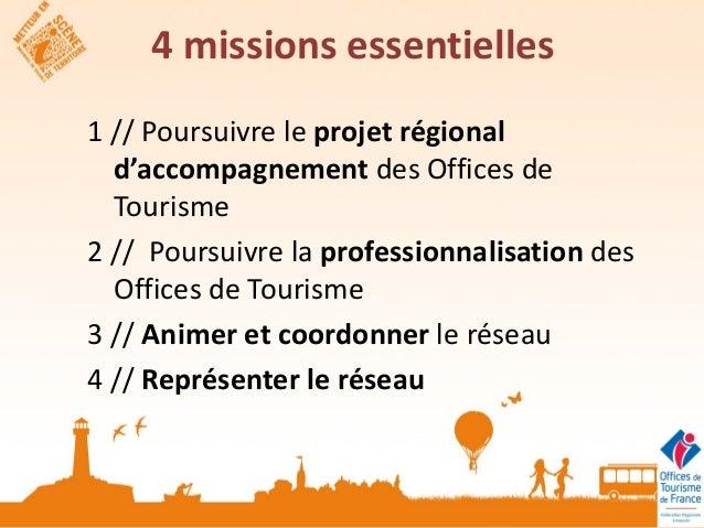 Assembl e g n rale f d ration r gionale offices de - Federation nationale des offices de tourisme ...