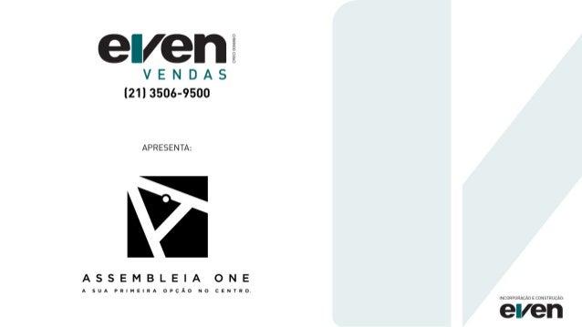 Even Vendas - Assembleia One - Oficial