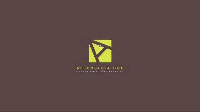 Assembléia One | Salas e Lojas Comerciais