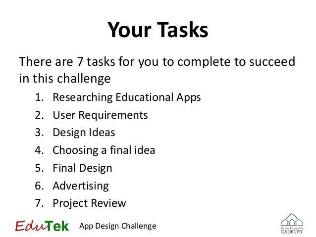Homework tasks for year 8