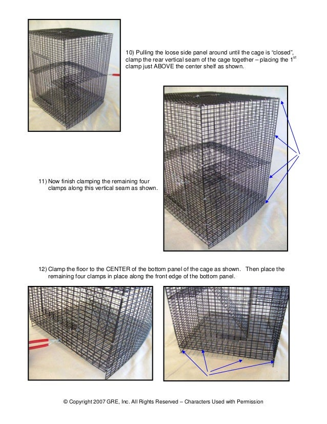 assemble your vet approved sugar glider cage in record time with this guide