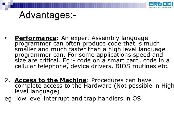 Assembly language programming(unit 4)