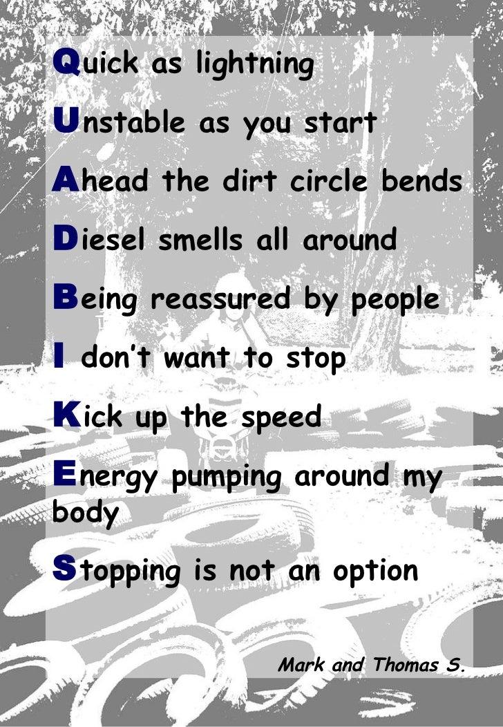 Westwood Junior Poetry Yr6  Slide 3