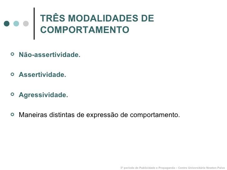 Assertividade Slide 3