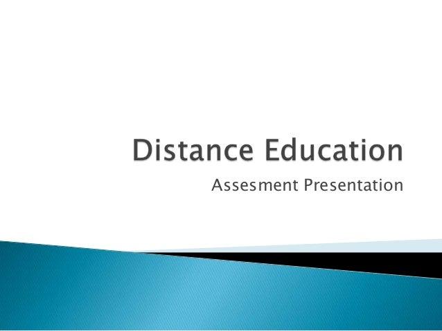 Assesment Presentation