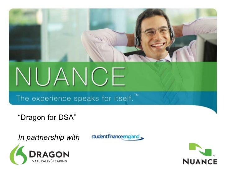 """""""Dragon for DSA""""    In partnership with1"""
