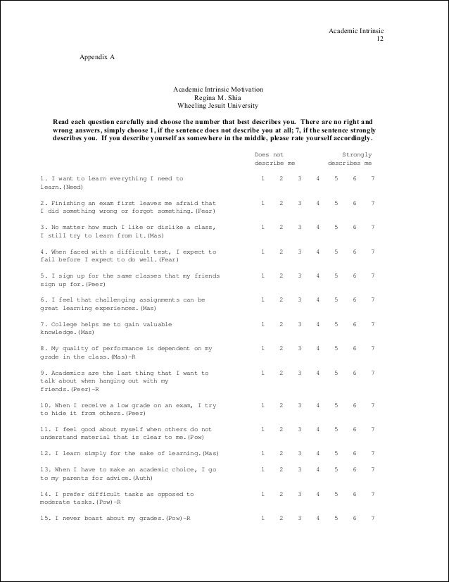 motivation questionnaire European cultural settings in the study reported here, a questionnaire was  developed, based on current work on motivation in second and foreign language.