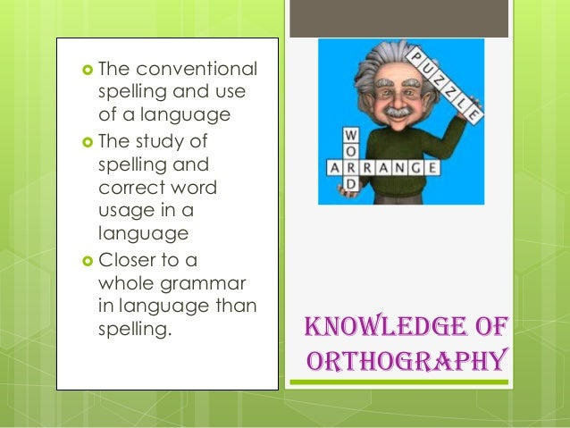 Orthography - definition of orthography by The Free Dictionary