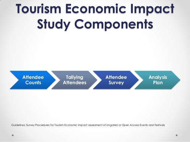 the economic impact of special events Cruise new zealand 2013 economic impact report this latest study estimates the economic role of the industry for the.