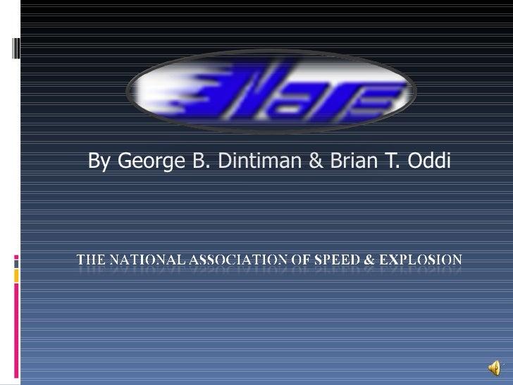 By George B. Dintiman & Brian T. Oddi