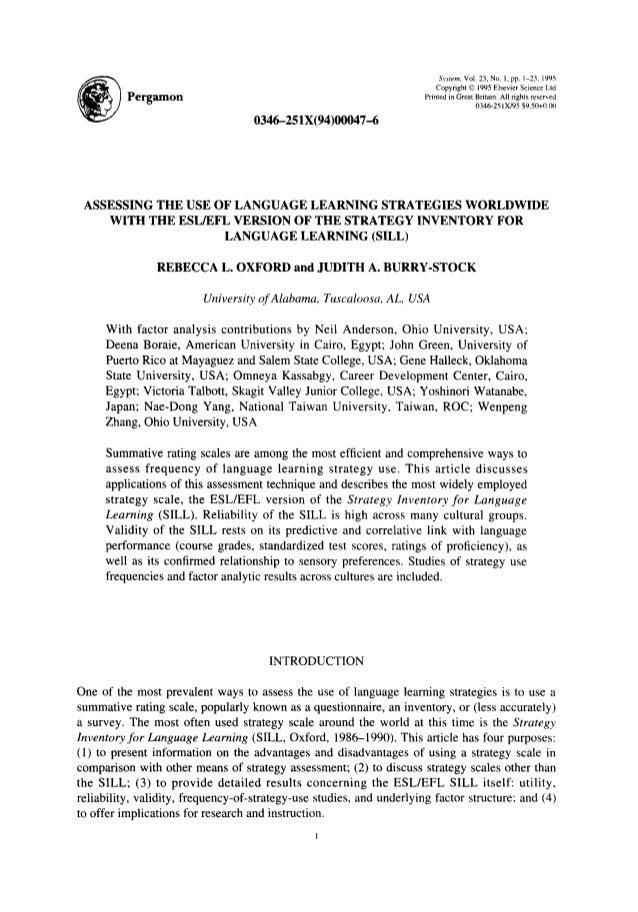 ~ Pergamon 0346-251X(94)00047-6 S3wtem. Vol. 23, No. I, pp. 1-23, 1995 Copyright © 1995 Elsevier Science Ltd Printed in Gr...