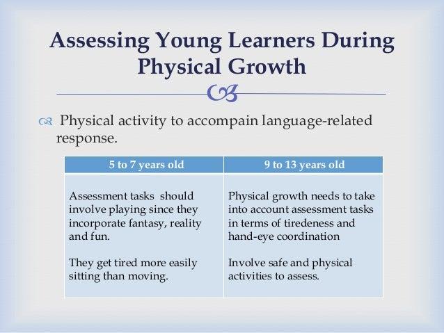 Skills: assessing speaking skills
