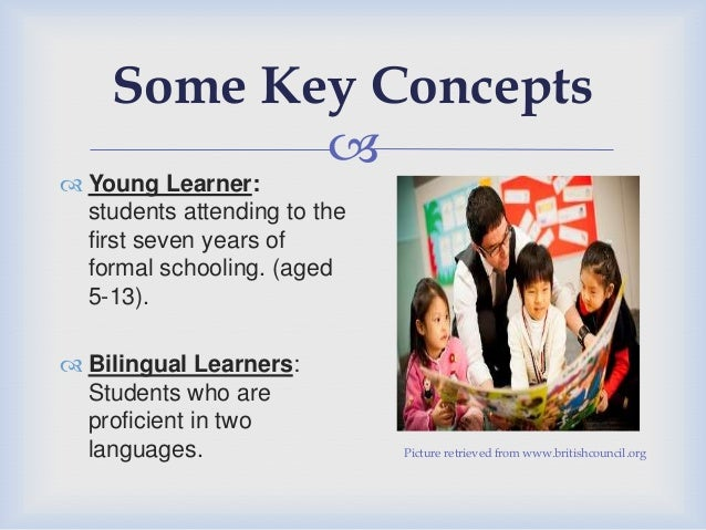 Assessing young language learners Slide 2