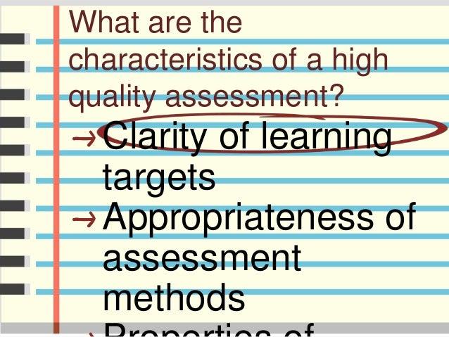 Assessment Slide 3