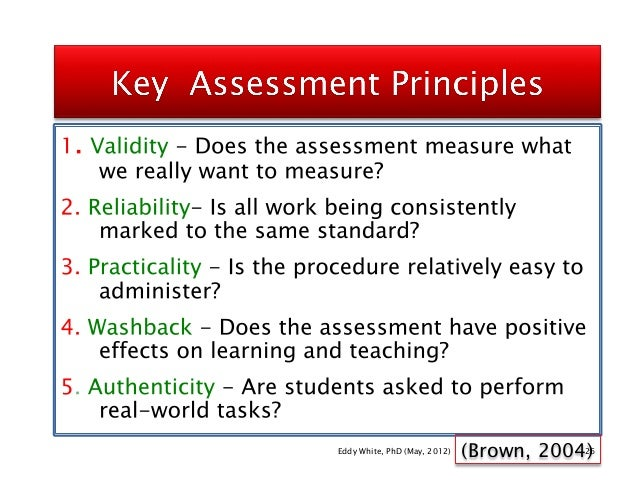 effective classroom assessment Each classroom assessment event is of short duration rooted in good teaching practice classroom assessment builds on good practices by making feedback on students' learning more systematic, more flexible, and more effective.