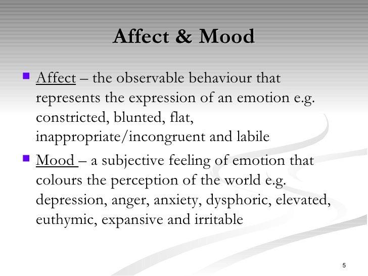 Affect Mood Home Decoration