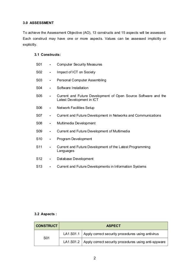 ICT4D Courses