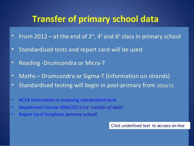 Assessment information pp website