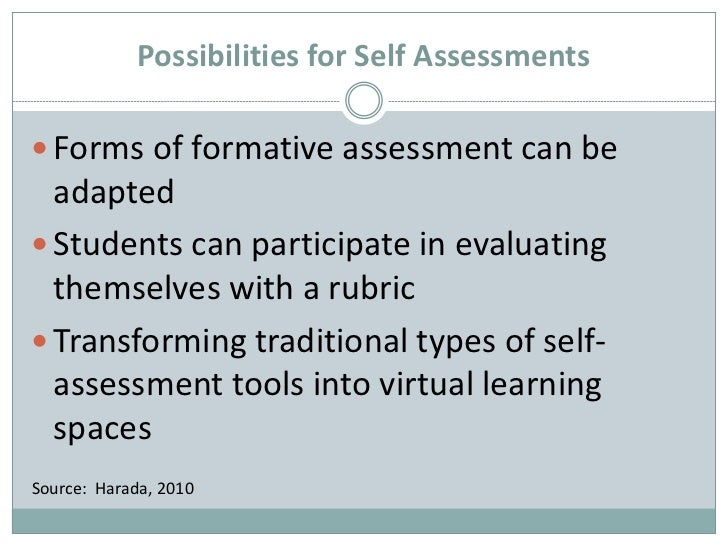 Assessing for Student Learning NJASL 2011 (Longer version in