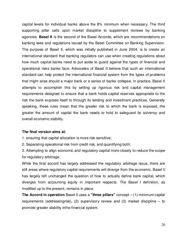 camel framework for banks Health check-up of commercial banks in the framework of camel: a case study of joint venture banks in nepal keshar j baral abstract using the data set published by joint venture banks in their annual reports, and nrb in its supervision annual reports, this paper examines the financial health of joint venture banks in the camel framework the.