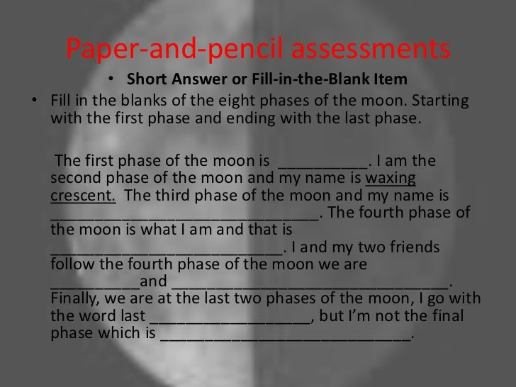phases of the moon essay The phases of the moon depend on how much of the sunlit half can be seen at any one time in the new moon,  me and the moon essay.