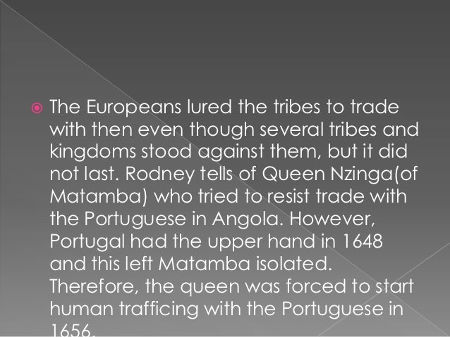 impact of slave trade on africa pdf