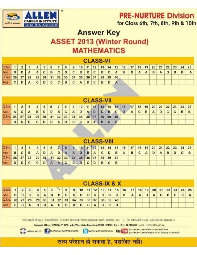 Asset 2013-winter-round-mathematics-answer-key