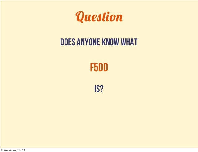 Question                         Does anyone know what                                 f5dd                               ...