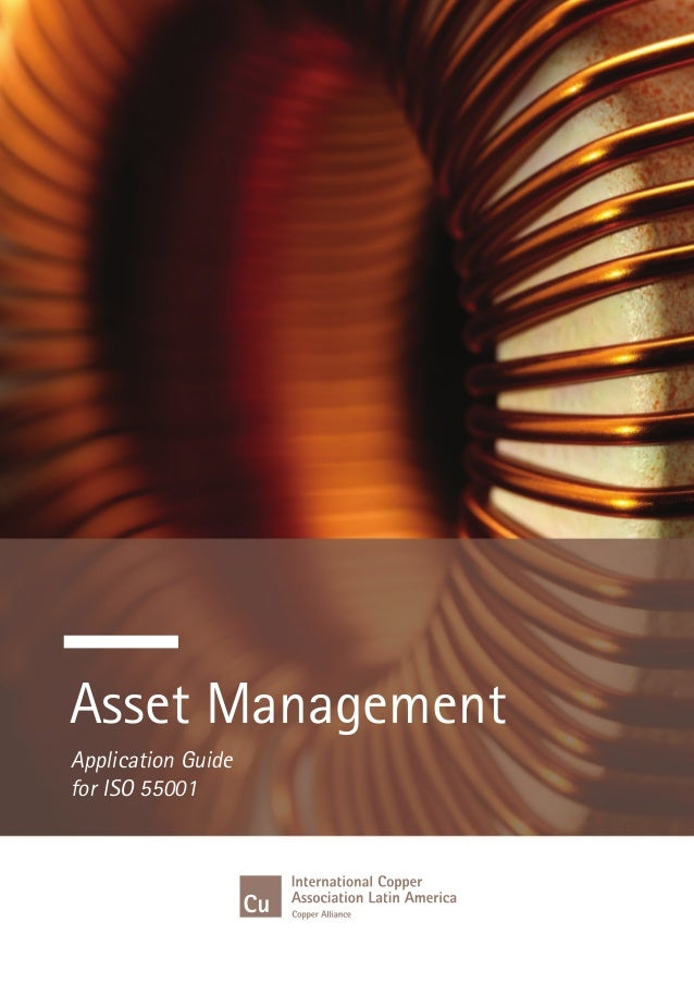 Asset Management Application Guide for ISO 55001