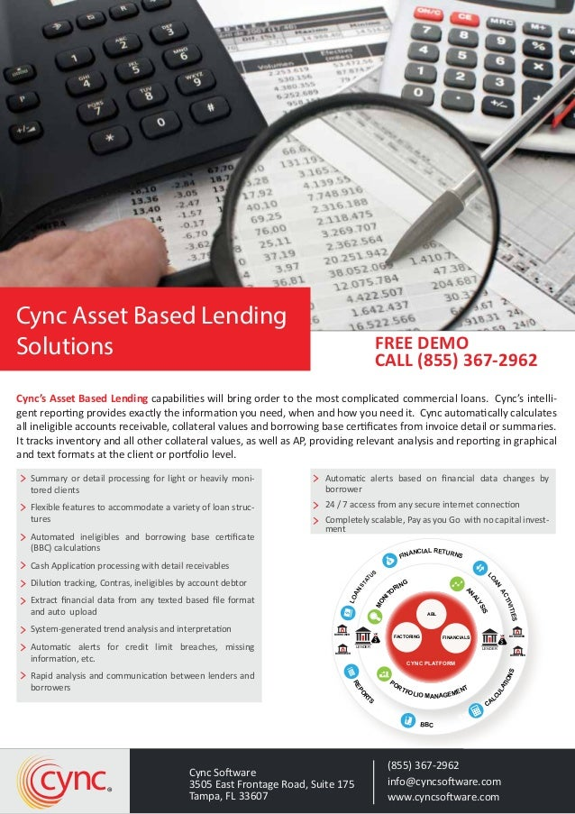 Asset Based Lending Solutions